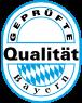 Geprüfte Qualität Bayern