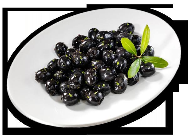 Oliven (geschwärzt)