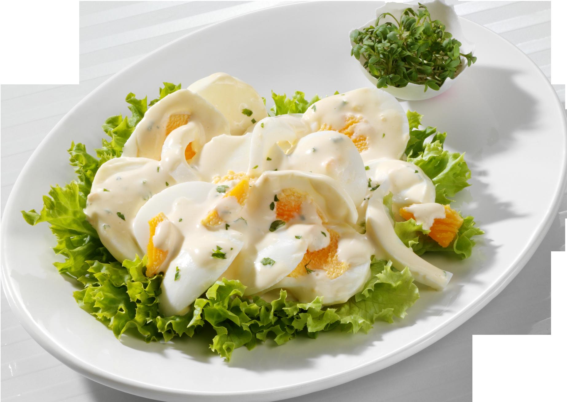 """Eier-Salat """"Princess"""""""
