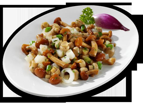 Pfälzer Pilz-Salat