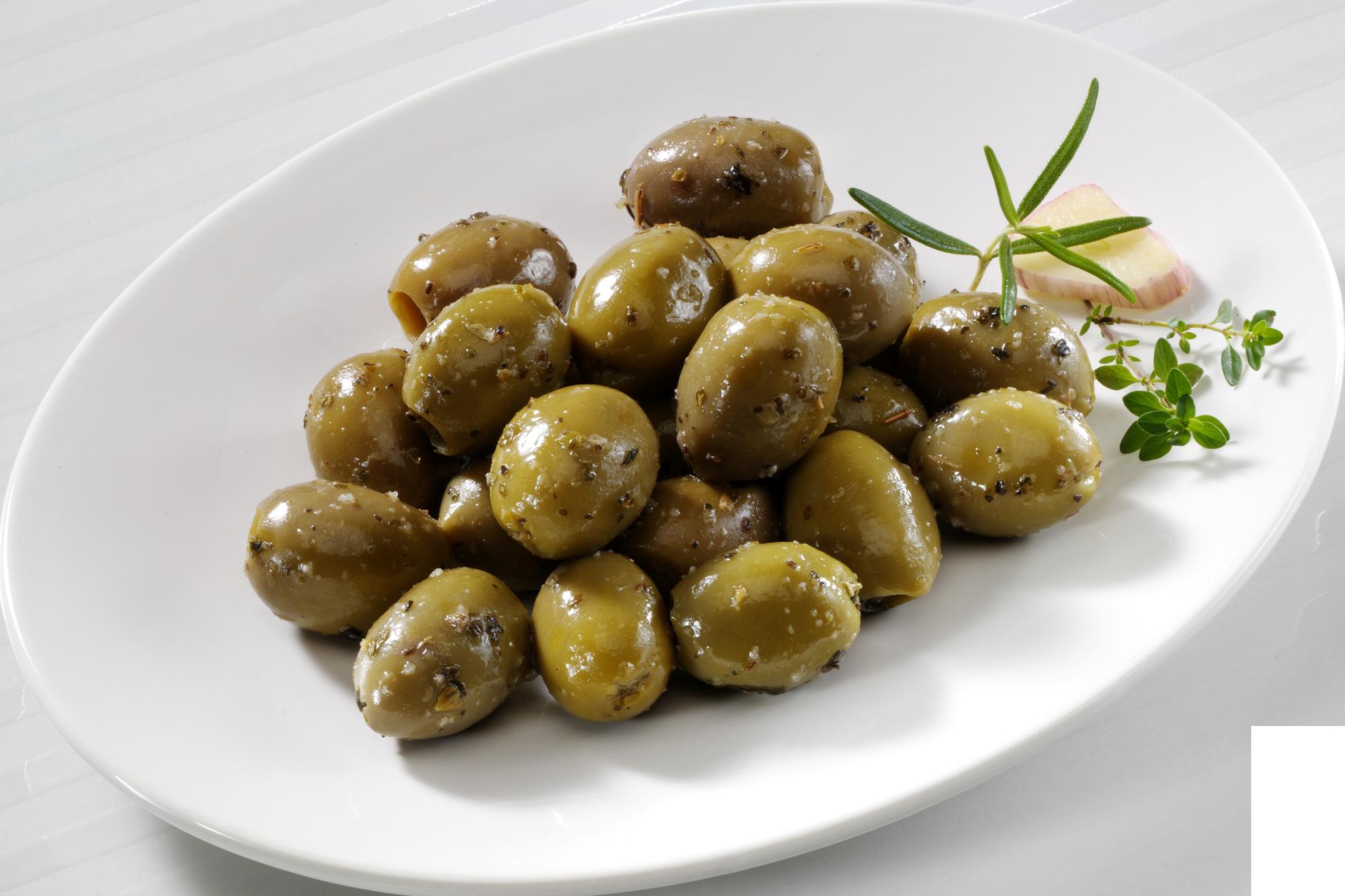 "Grüne Oliven ""Jumbo"""