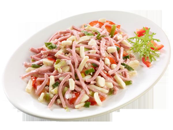 """Wurst-Salat """"Tiroler Art"""""""