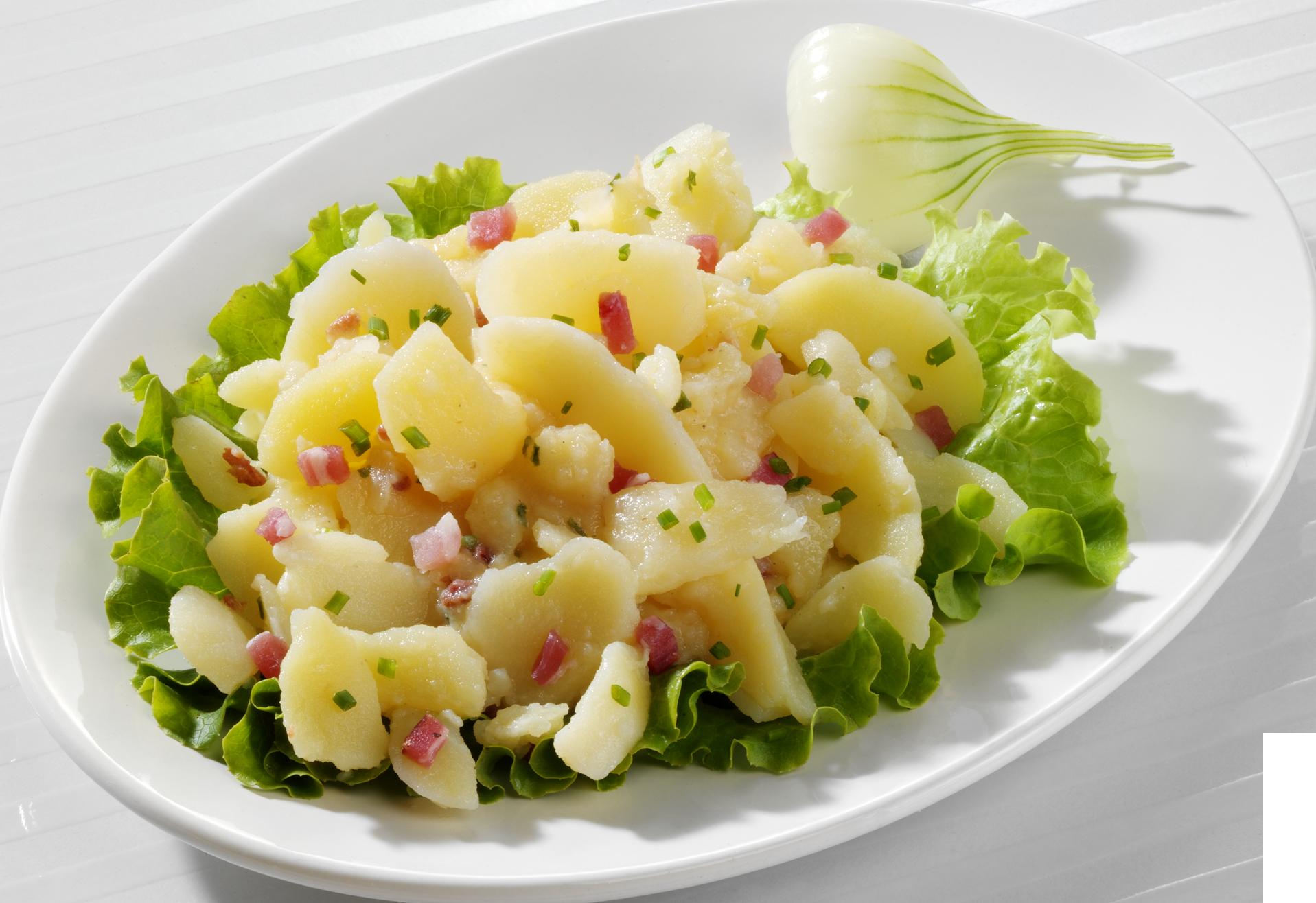 Speck-Kartoffel-Salat