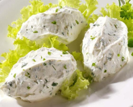 Kräuter-Frischkäse-Creme von Dahlhoff