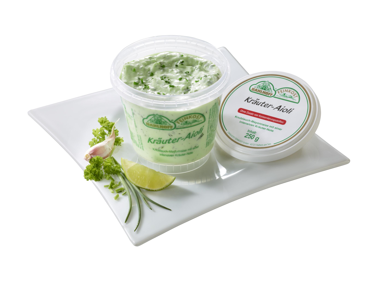 Kräuter-Aioli
