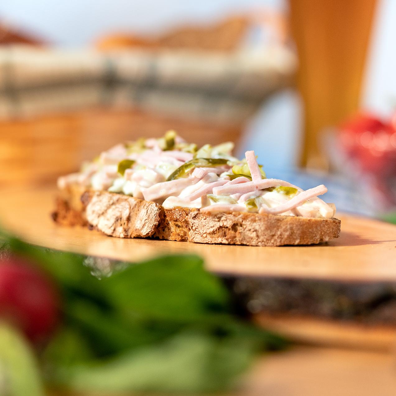 """Fleisch-Salat """"Tegernsee"""""""