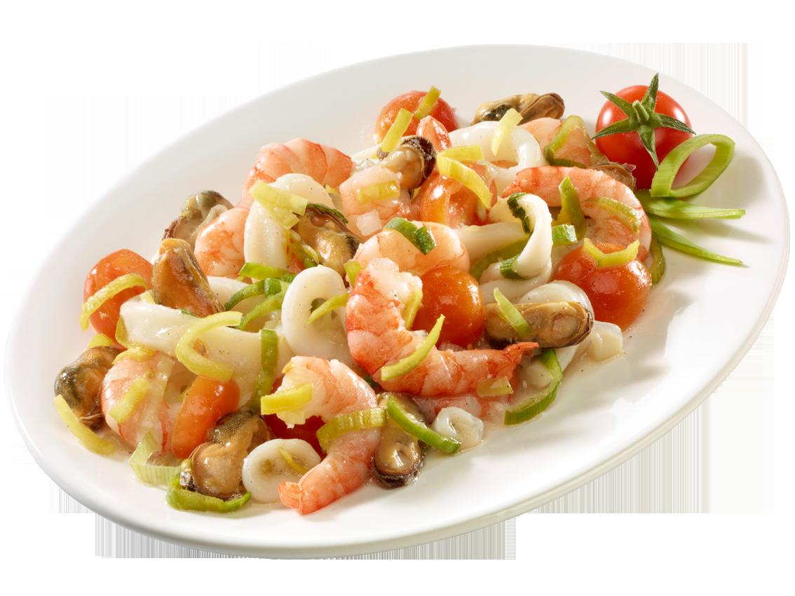 """Meeresfrüchte-Cocktail """"Frutti di Mare"""""""
